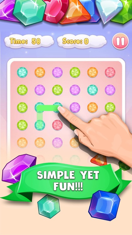 Gem Dots and Boxes Connect 2015 FREE