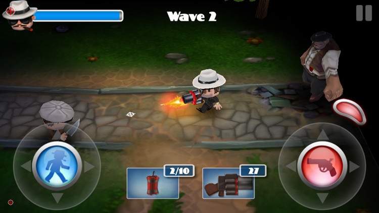 Mafia Rush™ screenshot-4