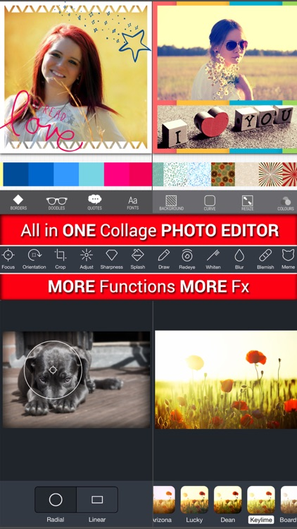 Photo Stitch - Free Collage maker and picture frame editor for Instagram followers screenshot-2