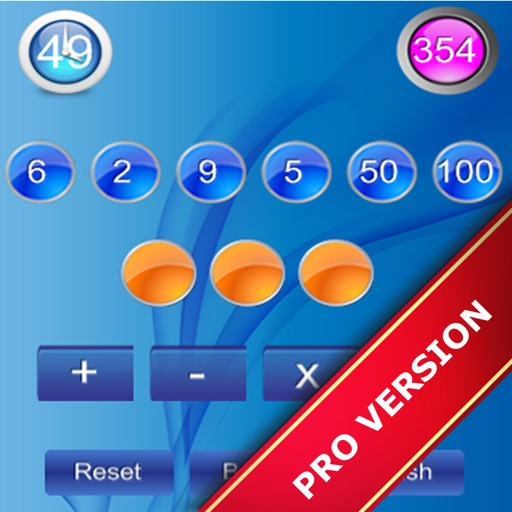 Countdown Numbers Game - Pro Version