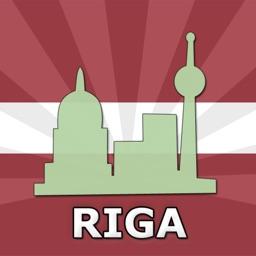 Riga Travel Guide Offline