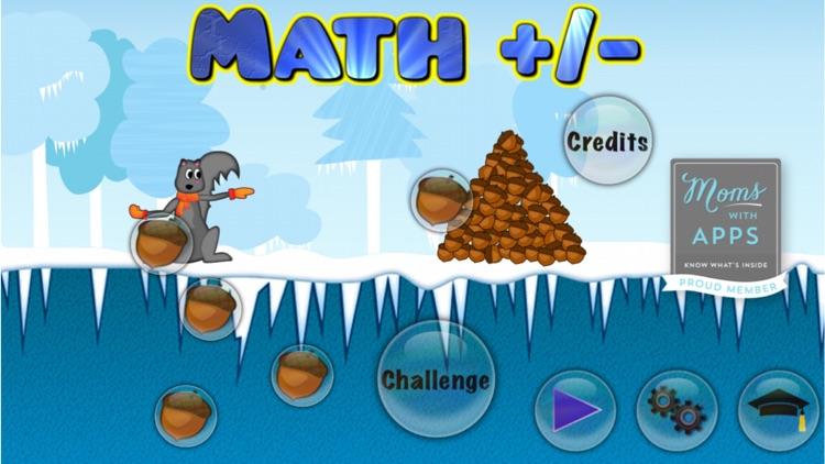 Math Plus Minus - Addition and Subtraction screenshot-0