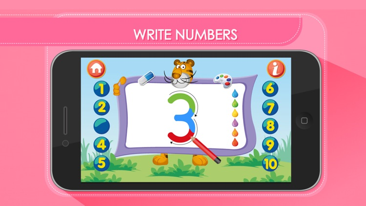 Kids Math Count Number Game screenshot-2