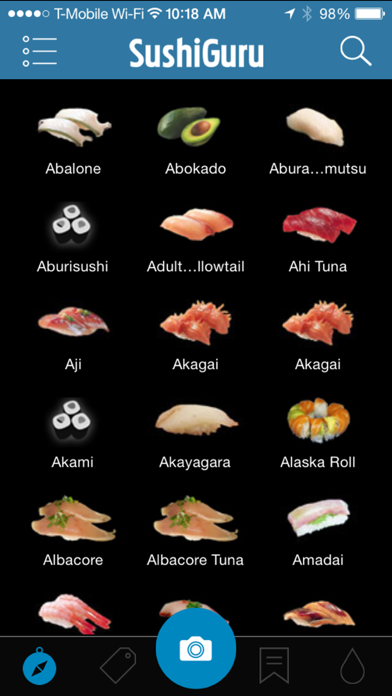 Sushiguru review screenshots