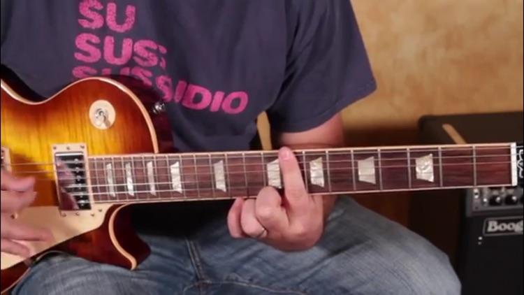 Electric Guitar Master Class screenshot-3