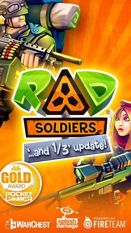 RAD Soldiers screenshot-0