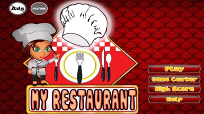 My Restaurant - Create Your Own Food Story