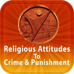 AQA Religious Studies GCSE B3 - Religious Attitudes to Crime and Punishment