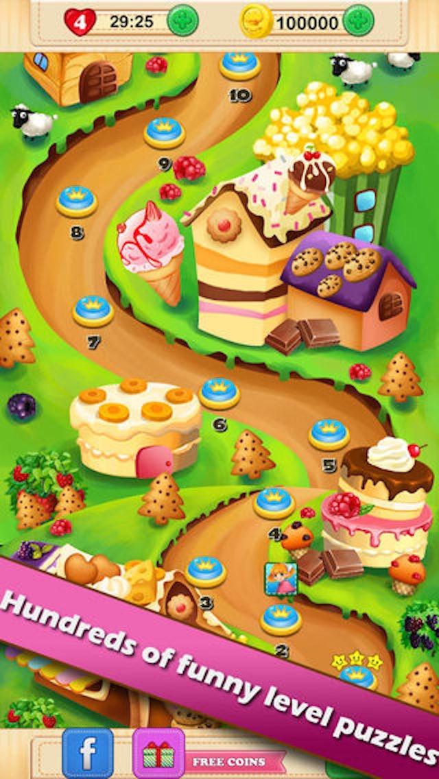 Cookie Mania LegendScreenshot of 3