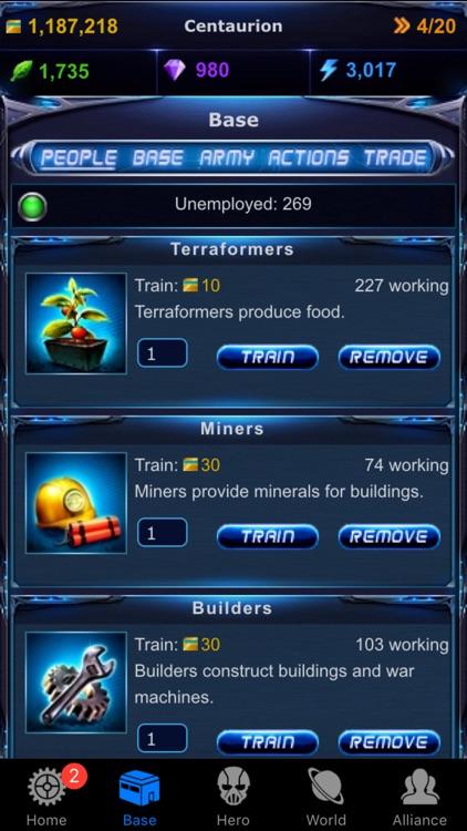 XenoWars screenshot-3