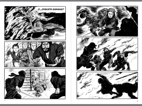 Path Of The Assassin Volume 9 Battle For Power Part One By Kazuo