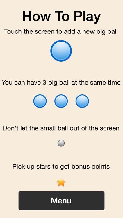 Bounce the Ball - The Bouncy Bumper Bong Ball