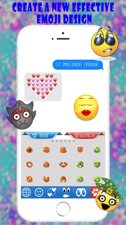 Stickers Emoji Keyboard for WhatsApp - Emoji Keyboard Pop Art & Emoticon Sticker Icon