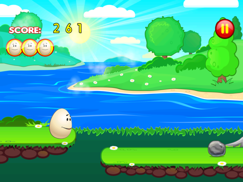 Egg Drop Run-ipad-1