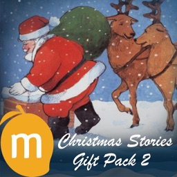 Christmas Stories Gift Pack 2 - Collection of best christmas and holiday stories, christmas carols and santa read aloud stories for children