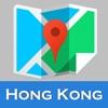Hong Kong offline map and gps city 2go by Beetle Maps, china Hong Kong travel guide street walks, airport transport hongkong MTR rail metro subway lonely planet Hong Kong trip advisor,香港离线地图火车地铁旅游指南