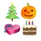 Hundreds of cool animated GIF emojis for holidays