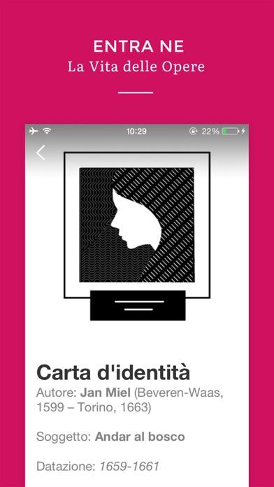 La Vita delle Opere screenshot two