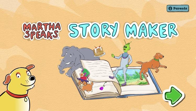 Martha Speaks Story Maker