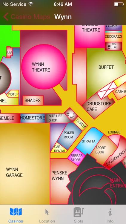 Vegas iMap