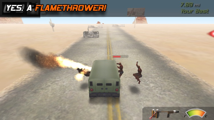 Zombie Highway screenshot-2
