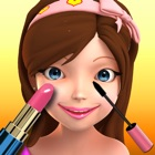 Princess 3D Salon - Girl Star icon