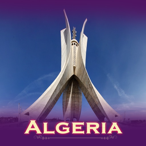 Algeria Tourism Guide icon