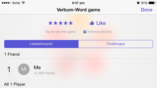 Verbum word game on the app store ccuart Image collections