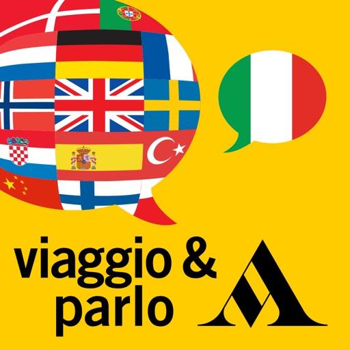 viaggio&parlo – Mondadori Langenscheidt frasario multilingue con audio