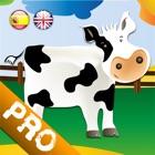 Meine lustigen Tiere vom Bauernhof PRO icon