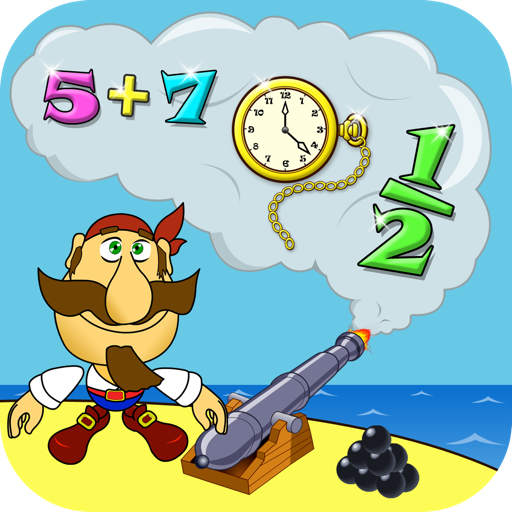 Math & Pirates. Read Time