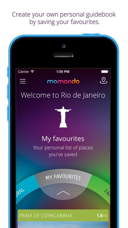 Rio de Janeiro travel guide & map - momondo places screenshot-4