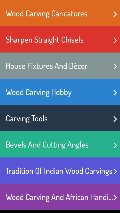 Wood Carving Guide & Ideas