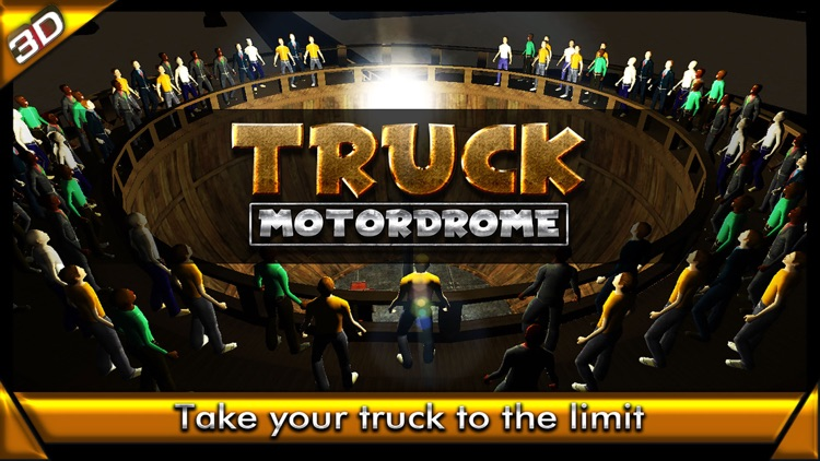 Truck Motordrome : Extreme screenshot-0