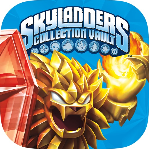 Skylanders Collection Vault™ icon
