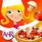 App Icon for Pizza Factory for Kids App in El Salvador IOS App Store