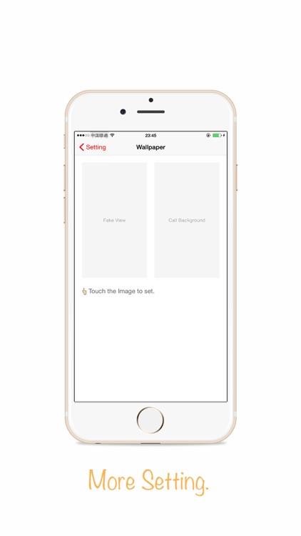 Call me  - A Fake Call App