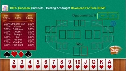 Free Holdem Calculator Скриншоты4