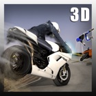 Police Fast Motorcycle Rider 3D – Hill Climbing Racing Game icon