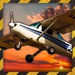 Plane Flight Simulator Realistic 3D Sim