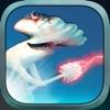 Mecha Dino Shark With Toilet Brush