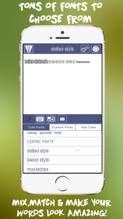Cool Text Symbolizer ⓒⓞⓞⓛ Fonts for iMessages and Instagram, Comments, Texts & Tweets screenshot-4