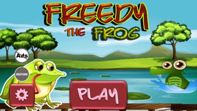 Freddy The Frog - Tap The Leap Pocket