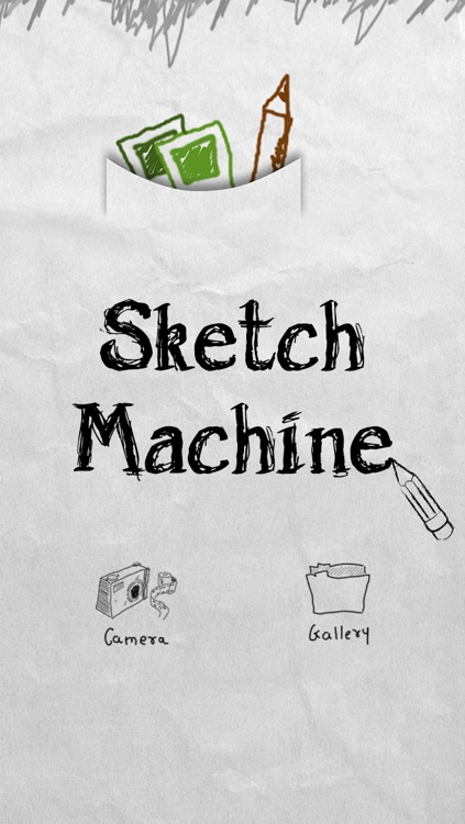 Sketch Machine Pro - convert your photo to pencil drawing
