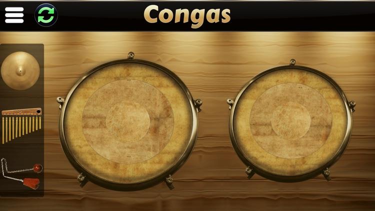 Garage Virtual Congas & Bongos
