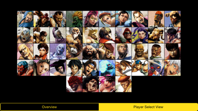 Ultra Combos - Street Fighter Edition screenshot two