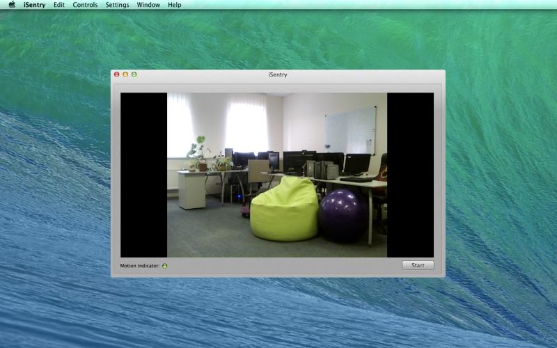 iSentry Screenshot