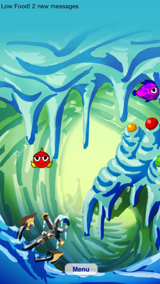 Mobile Aquarium screenshot