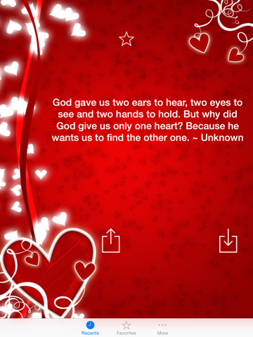 Daily Love Quotes - Send Romantic Messages To Your Loved Ones-ipad-0