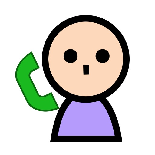 ContactEdit - グループ分け/プレフィックス番号/バックアップに対応した電話帳